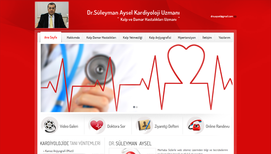 DR. Süleyman Aysel
