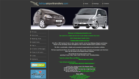 Fethiye Airport Transfers
