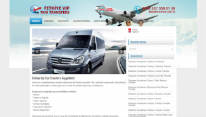 Fethiye Vip Taxi Transfers