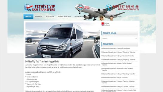 Fethiye Vip Taxi Transfers