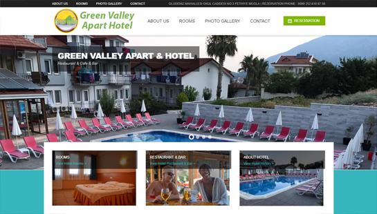 Green Valley Apart Hotel