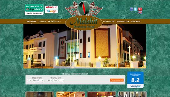 Malahit Exclusive Hotel