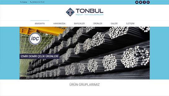 Tonbul İnşaat Yapı