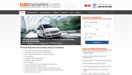 Tuis Transfers